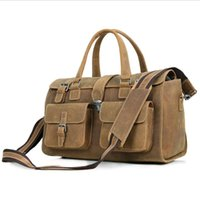 achat en gros de sacs polochons marron-16