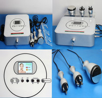 Wholesale 3 in mini portable cavitation rf slimming machine for beauty salon TM