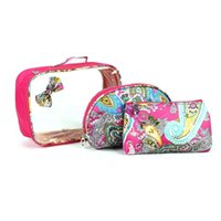 Wholesale pvc cosmetic bag zip lock travel pvc bag beauty pvc cosmetic bag with the best design