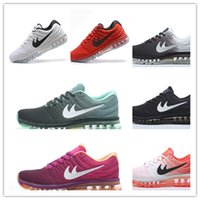 art bubbles - 2017 New air bubble cushioned sole Max Shoes Women and Men Sport Running Shoes max shoes us DropShipping With Box
