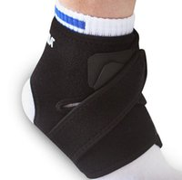 ankle brace straps - Ankle Support Crisscross Strap Ankle Support Basketball Ankle Foot Elastic Support Wrap Adjustable Neoprene Ankle Brace KKA290