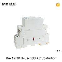 Wholesale MKWCT amp rated current NO ac contactor phase contactor v single phase contactor
