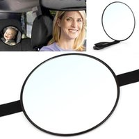 auto mirror baby - Auto Styling Child Infant Clear View Back Accessories Degree care Car Safety Sale baby car mirror Kids Monitor