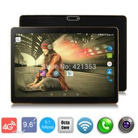 Wholesale DHL Free Newest Inch Tablet PC G G Lte Octa Core GB RAM GB ROM Dual SIM MP Android GPS Tablet PC quot quot