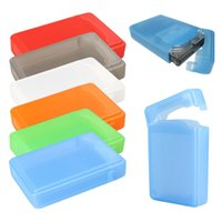Wholesale Durable Inch Hard Drive IDE SATA Full Case Protector Storage Box Plastic High Quality