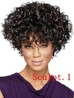 Cheap Cheap Human Hair Wigs 8A Brazilian Virign Full Lace Wigs   Kinky Curly Lace Front Wig For Black Women With Baby Hair