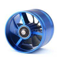 air booster fans - 1pcs Universal Single Turbo Fan Supercharger Car Dual F1 Z Air Intakes Fuel Gas Saver Propeller Turbonator ventilator booster