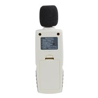 Wholesale hot sale high quality Test Technologies LCD Digital Sound Noise Level Describe Meter dBA