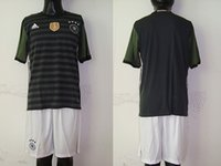 Wholesale New Spain away soccer jersey Sets Men size Top quality Can put any name and number accept mix order