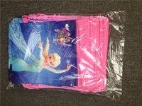bags shop wallets - shopping bag Anna Elsa Minions backpacks handbags Non woven bags Drawstring Pouch outdoor backpack schoolbag child cartoon wallet