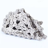 bicycle chain change - Wholesales Bicycle Chains Durable Speed Links Chain For Mountain Changing Road Bike MN0199