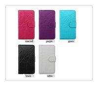 Precio de Teléfonos celulares casos de cuero-caliente del caso del tirón del cuero cajas del teléfono celular para blu blu estudio d650 6.0 hd ocho colores el envío libre