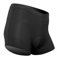 apparel equipment - Cycling Jerseys Cycling Shorts for man and woman Underpants Breathable silicone pad cycling shorts riding apparel equipment C