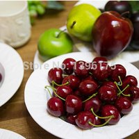 artificial light photography - 2 Styles Artificial Fruit Fake Fruit Foam Fruit Wedding Decoration Kitchen Cabinet Photography Props
