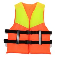 Wholesale Child Kids Professional Life Vest Universal Life Jacket Foam Floating Swimming Boating Drifting Ski Vest Water Safety Products