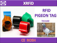 abs format - TK4100 rfid pigeon tag Dia mm khz ABS pigeon tag blank format Free Ship