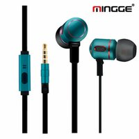apple iphone specials - MG8100 Special Edition Plated Housing Earphone with Microphone mm HD HiFi InEar Monitor Bass Stereo Earbuds for Phone with retail packing