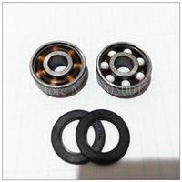 Wholesale quad skates bearing hybrid ZrO2 Ceramic Bearing