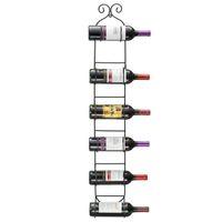 Wholesale Sorbus Wall Mount Wine Towel Rack Holds Bottles