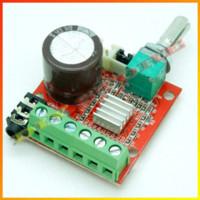 Wholesale Brand new DC7 V Mini Amplifier Board W W Class D Amplifier Amplifier Cheap Amplifier