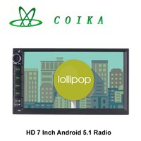 Cheap Universal Android 5.1 Double Din Best Universal Universal Android 5.1 Car Radio