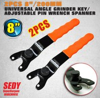 adjustable pin spanner - SEDY quot mm universal angle grinder key adjustable pin wrench spanner