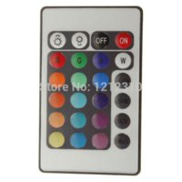 Wholesale NEW DC12V Keys LED Color Change Controller For SMD RGB LED Strip retail