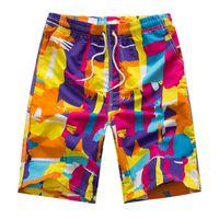 big boardshorts - Big Size L XL Mens Boardshorts Quick Drying Board Shorts Beach Play Bermuda Surf Short Pants Summer