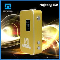 Wholesale Electronic Cigarette Battery Majesty W Golden