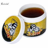 Wholesale New Fashion Hair Pomade Strong Style Restoring Pomade Slicked Gamiss Hair Oil Wax Mud Keep Hair Charming Oil No Original