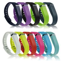 Wholesale New Arrive High Quality replacement fitbit flex wristband fitbit flex band Hot Sale Many colors for choose