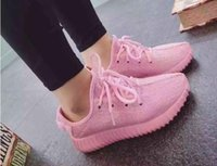 Wholesale New Pink Running Shoes Trainers Shoes Sport Shoes Womens Running Shoes Footwear With Original Box