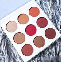 Wholesale 2016 New Kylie Jenner Newest Kyshadow Palette Burgundy Eyeshadow Of Your Dreams Makeup Eye Shadow ABHPIgment Glow Kit