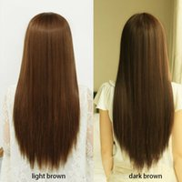 Wholesale Soft Degre Hair Sexy Fashion Long straighrt Lady s Synthetic Hair Wig Full Lace Cosplay Wig Free Gift Wig Cup