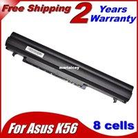 asus u - HOT Laptop Battery for Asus A42 K56 A46C A46V A56C A56V E46 E46C K46C R550C R505C R405C K56V K56C K46V S40C S46C V550C U58C U