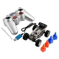 Wholesale New Mini Scale High Speed New RC Remote Radio Control RTR Road Racing Car Buggy Kids Boy Toys Black
