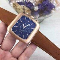 advanced wrist watch - new hot luxury business fashion classic import multi function advanced quartz movement belt square neutral wrist watch