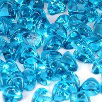 art colored stones - 500g Decorative Multi Colored Glass Beads Crystal Stone Gardening Fish Tank Vase Hydroponics Decoration Pinball