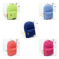 Wholesale 2015 new fashion Unisex waterproof canvas backpack korean backpack girl school bag boy mochila men laptop backpack women bookbag