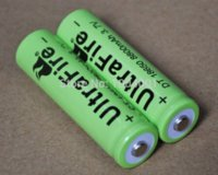 Wholesale pdated Ultrafire pc MAH Li ion rechargeable battery lithium ion batteries for led flashlight torch battery operated car fo