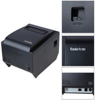 Wholesale Koolertron Thermal Receipt Printer With USB SERIAL mm POS mm sec Auto Cutter for Restaurant and Supermarket