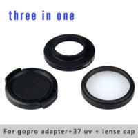 Wholesale KingMa Integral CPL Filter amp Lens Cover Set gopro Filter CPL MM Circular Polarizing Lens For gopro Hero Hero3