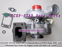 Wholesale GT2256V Turbo Turbocharger For Renault Mascott IVECO Daily K L HP
