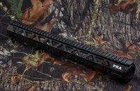 Wholesale PYRAMID AR picatinny rail Handguard system keymod adapter Aluminum alloy cutting inch PRA R9161
