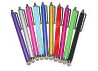 apple touch table - Colorful capacitive stylus pen touch pens for iphone s samsung Galaxy S7 edge fibre touch pen stylus for table pc by Magcle