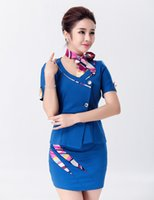 air blue airlines - Airline Stewardess Uniform Porn Women Sexy Stewardess Uniform Hot Cosplay Erotic Costumes Role Play Air Hostess Set