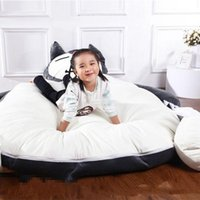 Wholesale 230cm X cm Giant Stuffed Soft Plush Funny Snorlax Bed Sofa Tatami Mattress Great Gift For Kids
