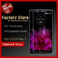 Cheap Tempered Glass Screen Protector Best LG G Flex 1 Tempered Glass