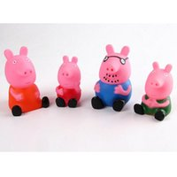 best plastic cement - New best selling vinyl toys children cartoon animal bathing bathing water squeeze toys vinyl dolls
