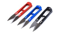 Wholesale High Carbon Steel Outdoor Survival Sewing Embroidery Thread Art Scissors Tool